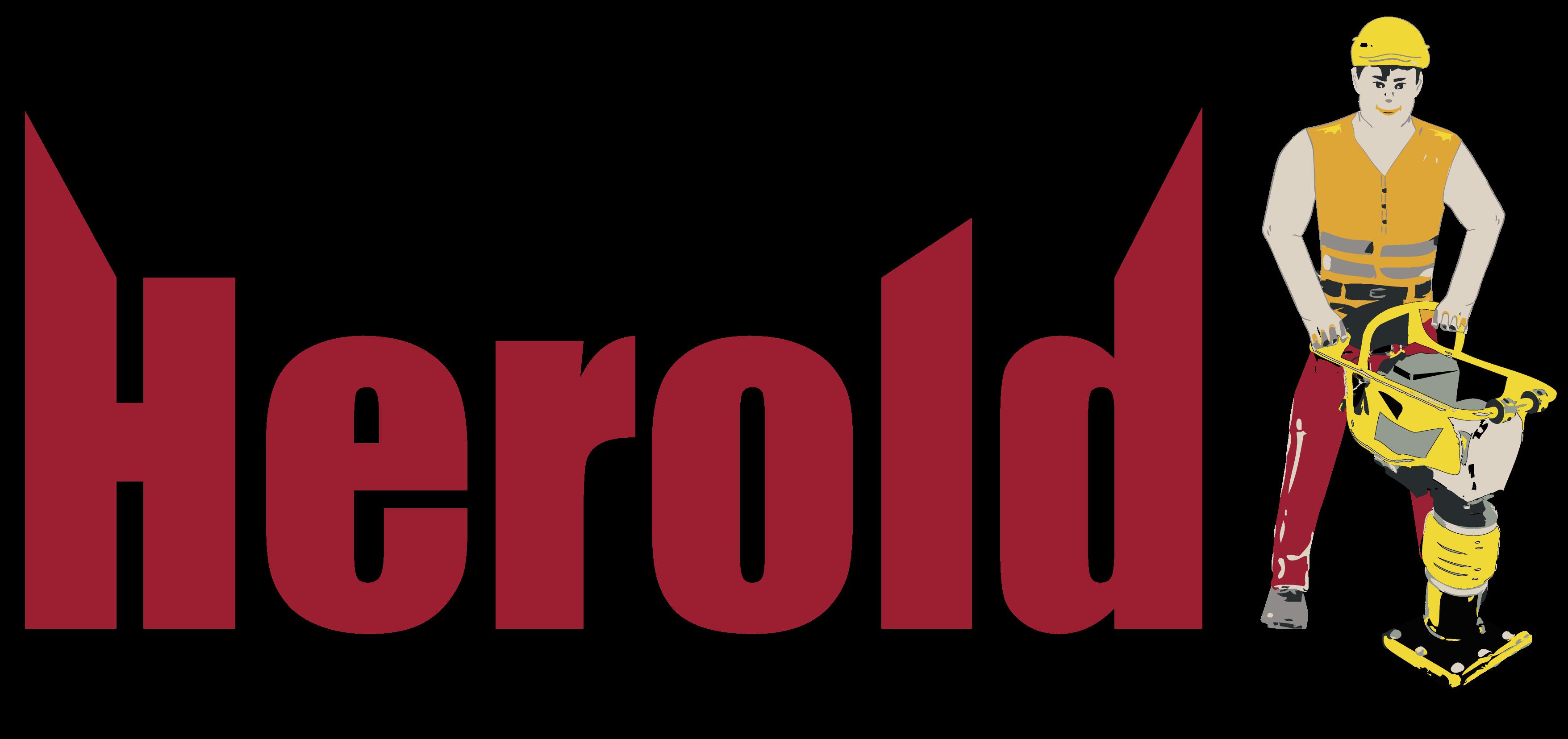 Logo Baumaschinenvermietung Herold