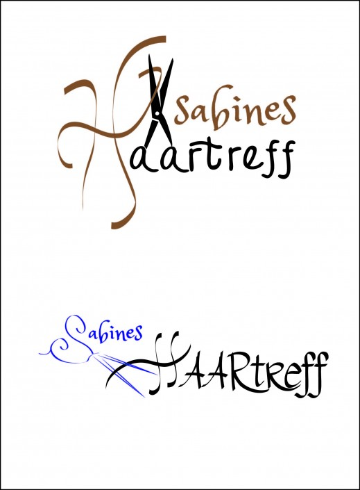 Alternative Logoentwürfe